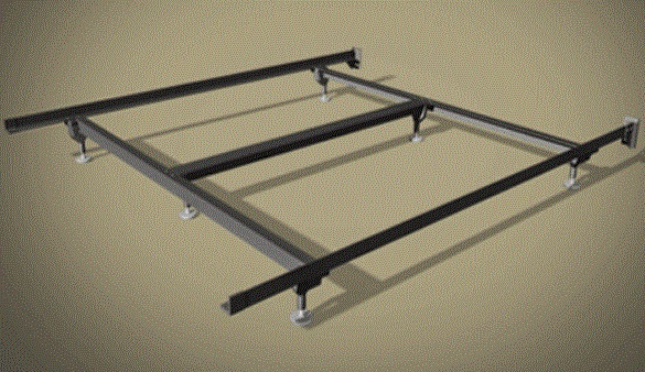 sealy bed frame