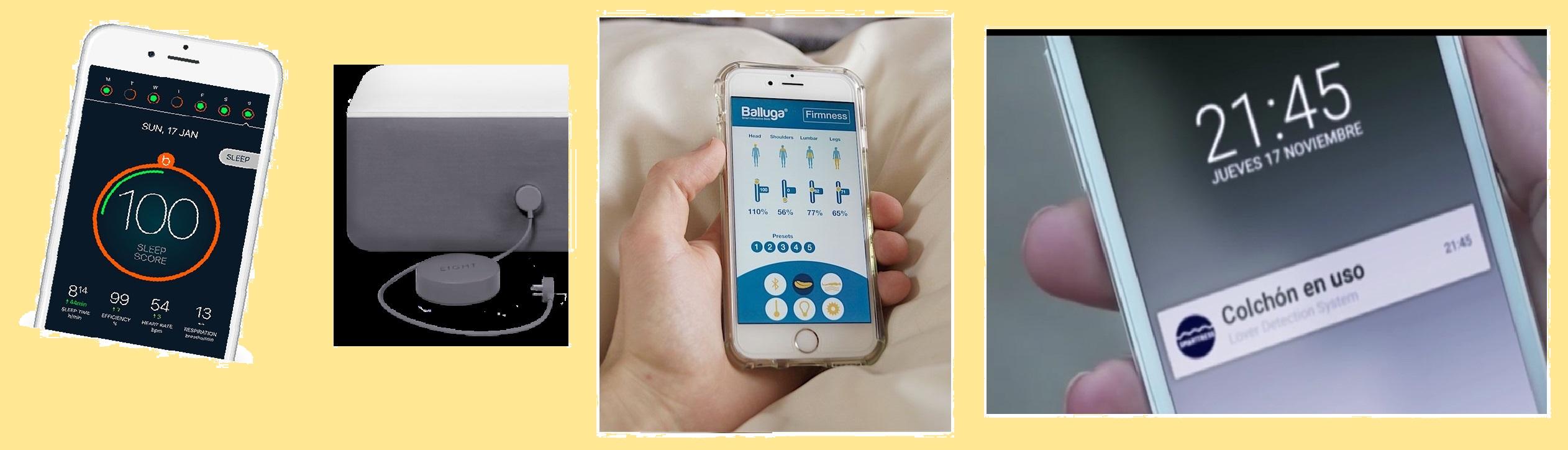 Smart Bed Controls