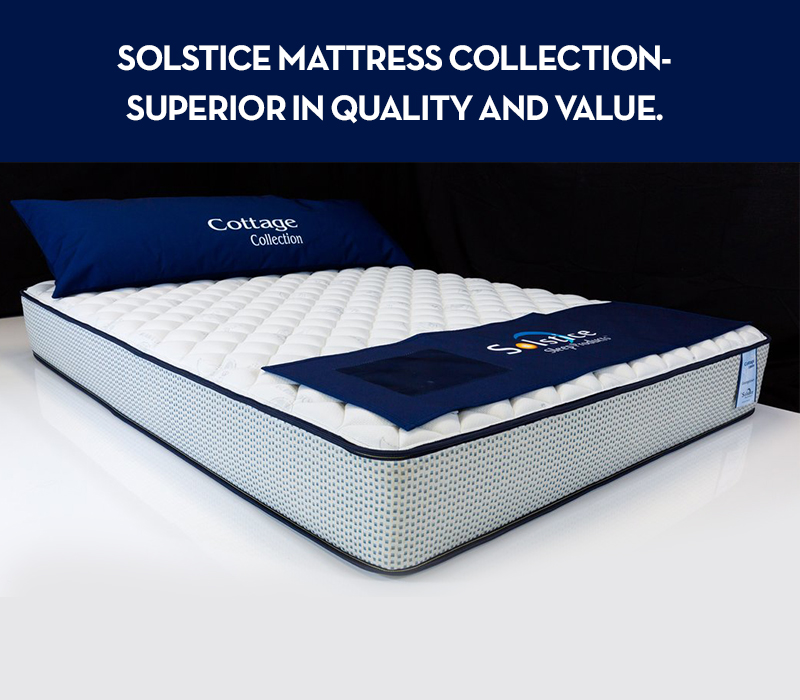 solstice mattress collection