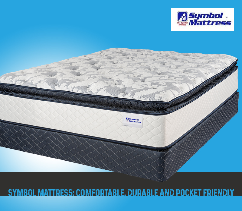 Symbol Mattress, Best Memory foam Mattress