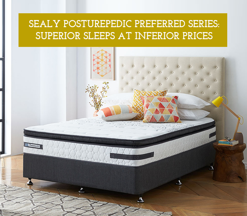Sealy Posturepedic Preferred Series1