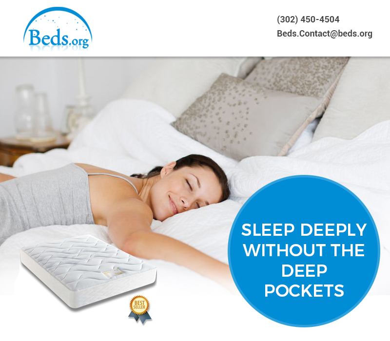 Sleep Deeply without the Deep Pockets